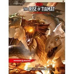 Dungeons & Dragons 5e RPG Rise of Tiamat