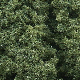 Medium Green Foliage Clusters