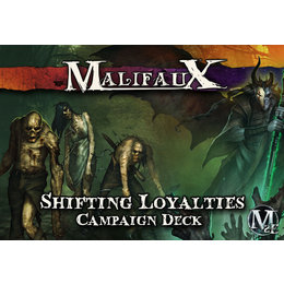 Shifting Loyalties Campaign Deck
