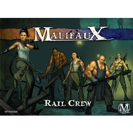 Rail Crew Box Set