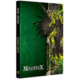 Resurrectionist Faction Book