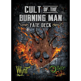 The Cult of The Burning Man Fate Deck