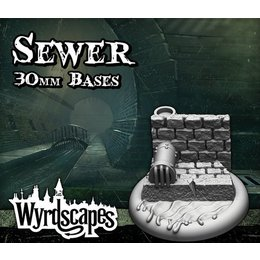 M2E Sewer 30mm