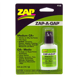 Green CA+ Adhesive 1/4oz Brush On