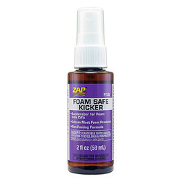Zip Kicker Accelerator 2oz Pump Spray Bottle - Foam Safe