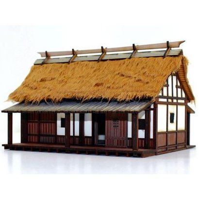 Shogunate Peasant Farmer's House