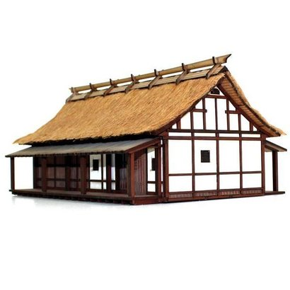 Shogunate Village Elder's House