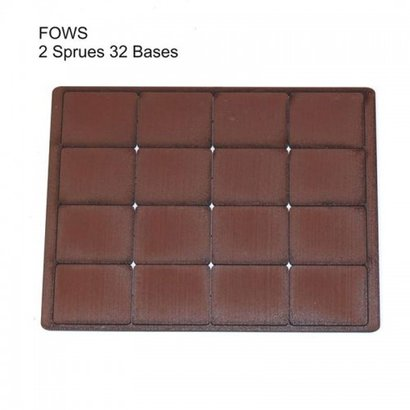 Brown FOW Small