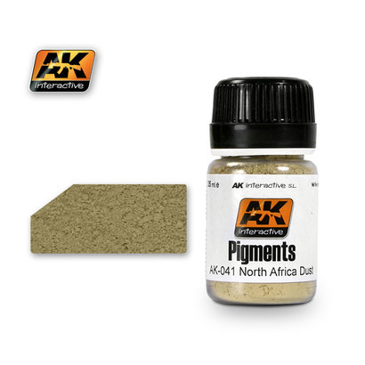 AK-041 Pigment - North Africa Dust