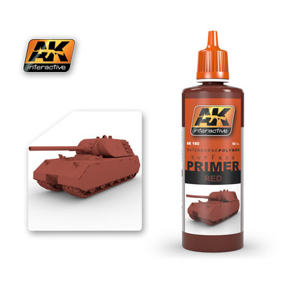 AK-180 Primer - Red 60ml