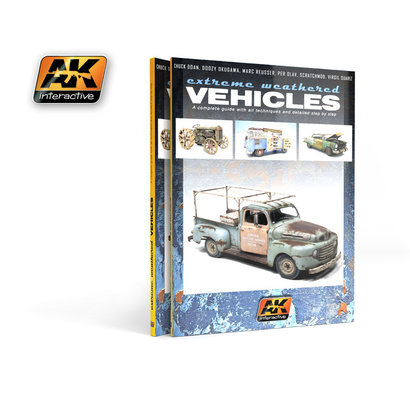 AK-404 Extreme Weathered Vehicles