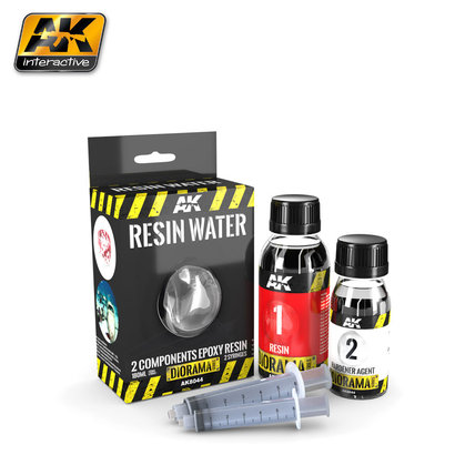 AK-8044 Water Effects - Resin Water 180ml