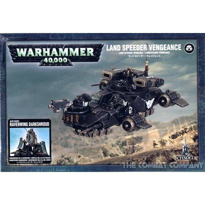 Land Speeder Vengeance (GW Web Exclusive)