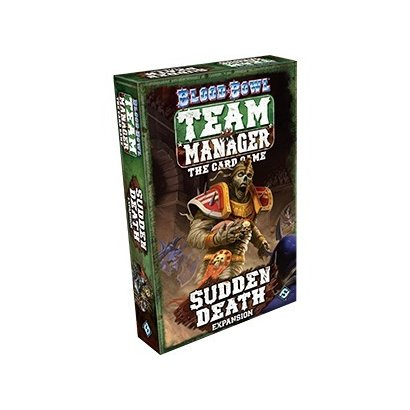 Blood Bowl Team Manager - Sudden Death