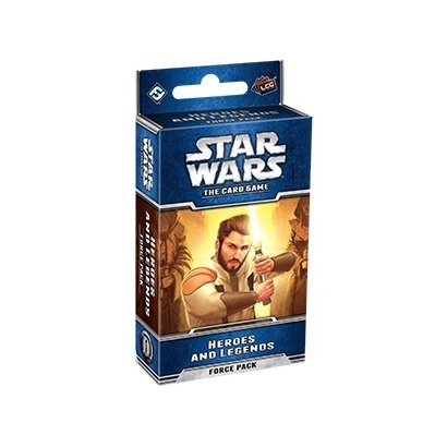Heores and Legends Force Pack