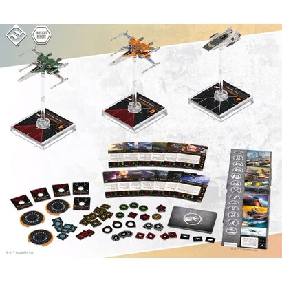 Star Wars X-Wing 2nd Edition Heralds of Hope Expansion Pack