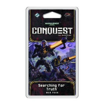 Warhammer 40K Conquest - Searching for Truth