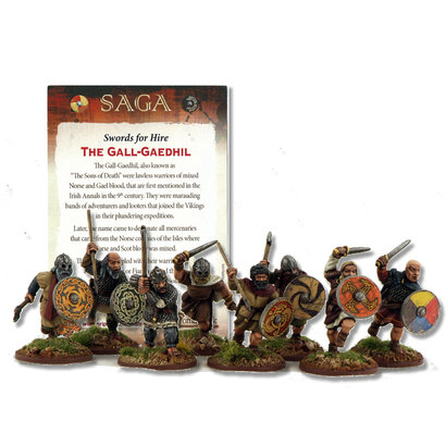 SFH04 The Gall-Gaedhil, Sons Of Death