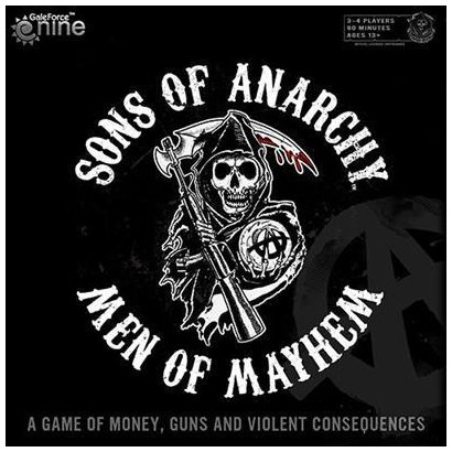 Sons of Anarchy - Core Board Game