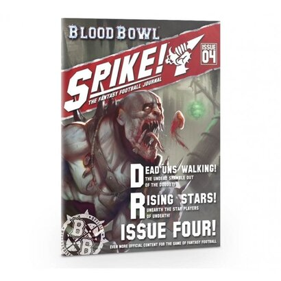 Spike! Journal: Issue 4 (GW Wesbtore direct)