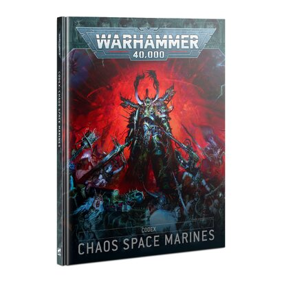 Codex - Chaos Space Marines 2019