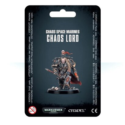 Chaos Space Marines Chaos Lord