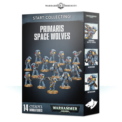 Start Collecting! Space Wolves 2017 (GW Webstore Exclusive)