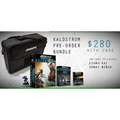 Code One Pre-Order Bundle (with Skirmish Case)