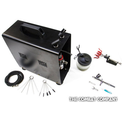 HP-CS Airbrush & TC910 Compressor