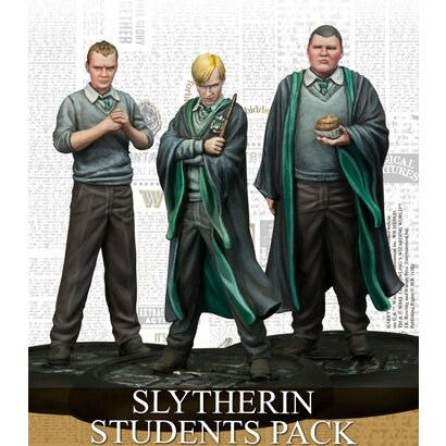 Slytherin Students