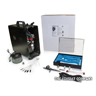 Modifx Airbrush & TC910 Compressor Pack