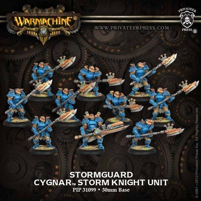 Stormguard Storm Knight Unit