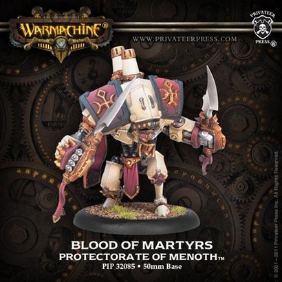 Blood of Martyrs Upgrade Kit