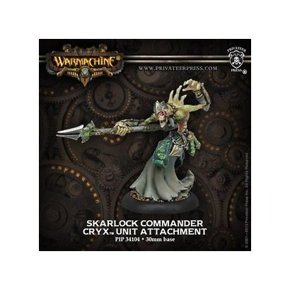 Skarlock Commander Unit Attachment