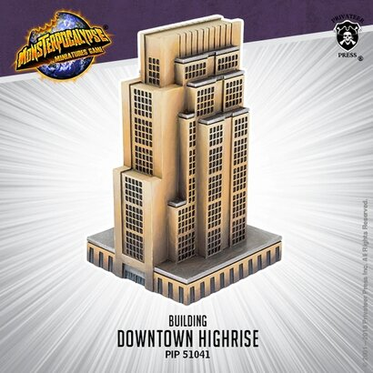 Downtown High Rise