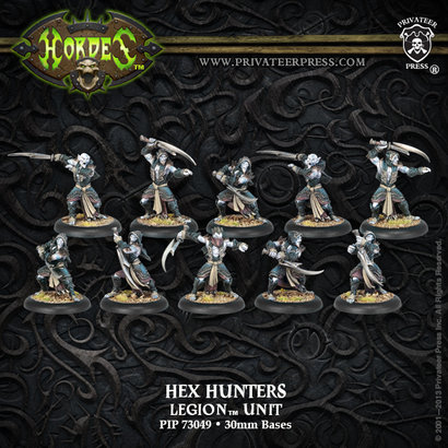 Blighted Nyss Hex Hunters Unit