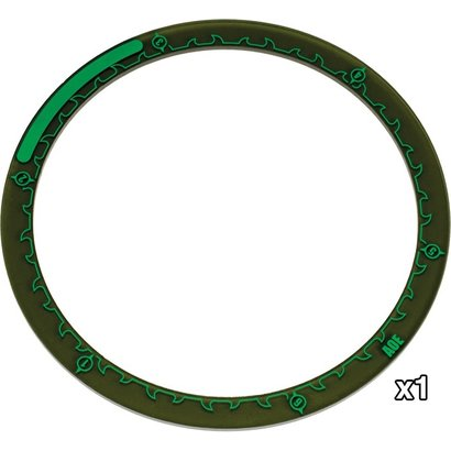 Hordes Area of Effect Ring Markers - 5inch