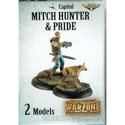 Mitch Hunter and Pride