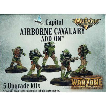 Airborne Cavalry Add on Pack
