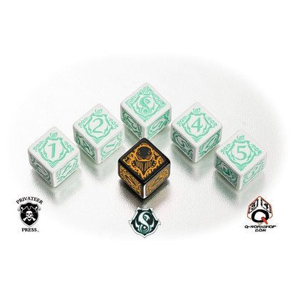 Retribution of Scyrah Dice