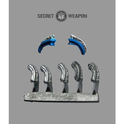 Roman Helmet Crests - Small