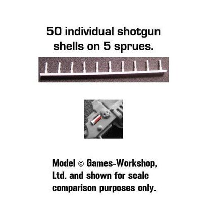 Spent Shell Casings - Shotgun