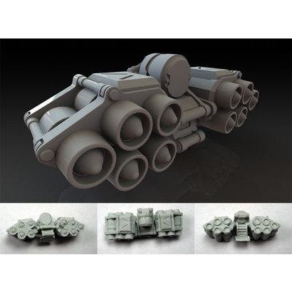 Missile Pods - 5 Open