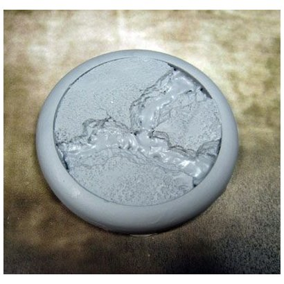 Lava Flow Round Lip 50mm #2