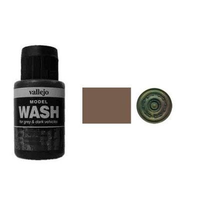 521 Wash - Oiled Earth