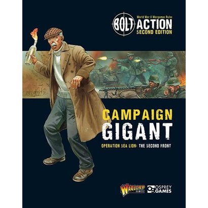 Gigant  Campaign Book - Operation Sea Lion Part 2