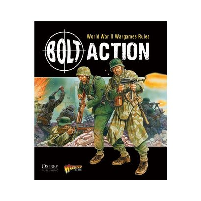 BA-001  Bolt Action Rulebook