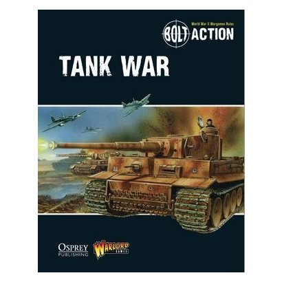 Bolt Action Tank War