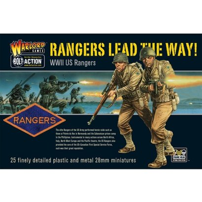 US - Rangers Lead the Way!
