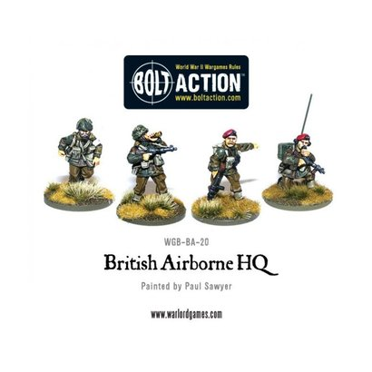 BA-20 British Airborne HQ